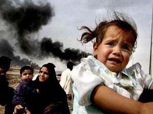 Rus Uçakları Azez'de Hastane Vurdu (VİDEO)