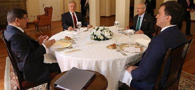 """""""Başbakan ve Kılıçdaroğlu'yla Ne Konuştuk"""""""