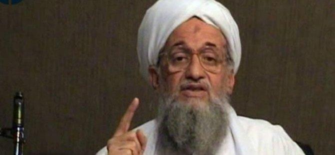 El Kaide Lideri Zevahiri'den Taliban'a Bağlılık Açıklaması