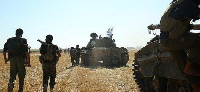 Direnişçiler PYD'yi Azez'den Püskürttü