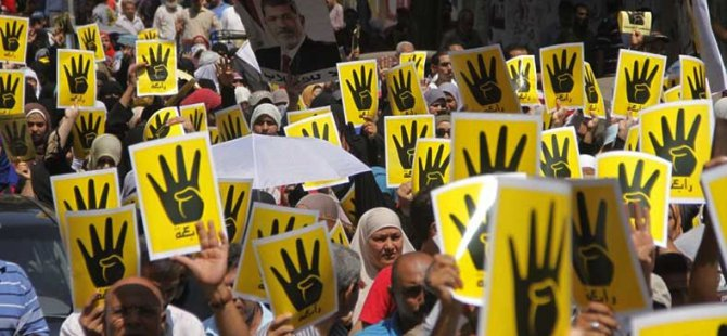 Rabia Şehitleri Anılıyor