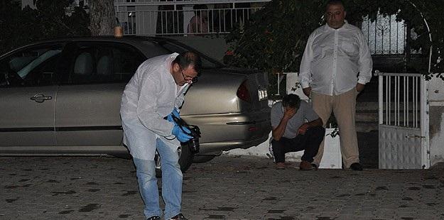 Kırıkkale'de İki Kişi Bir Polise Saldırdı!