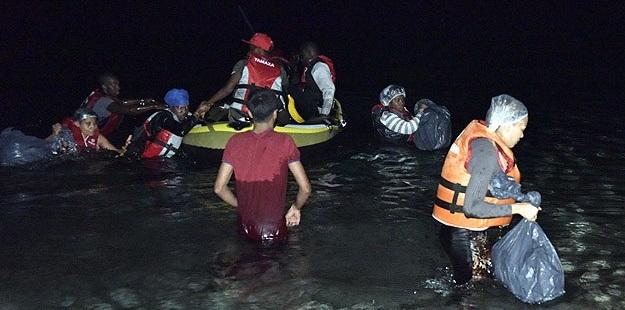 Akdeniz 2 Bin 365 Göçmene Mezar Oldu