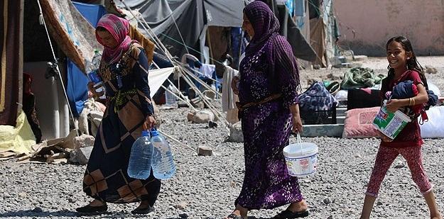 PYD, Suriyelilerin Memleketlerine Dönmesine İzin Vermiyor!