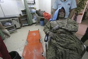 Esed'in Varil Katliamlarını Dünya Boş Gözlerle Seyretmekte!