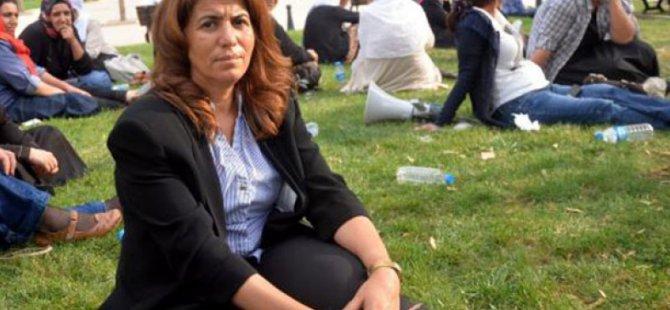 DBP Eski İl Başkanı Zübeyde Zümrüt Tutuklandı