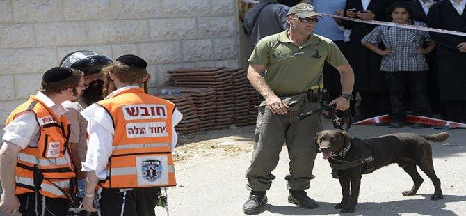 Yahudi Yerleşimci Aracıyla Filistinli Çocuğa Çarptı
