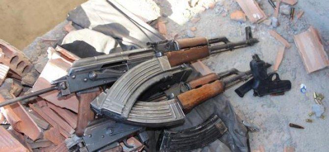 PKK Camiyi 'Üs' Yapmış