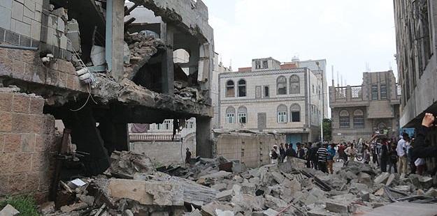 Yemen'deki Çatışmalarda 38 Kişi Öldü