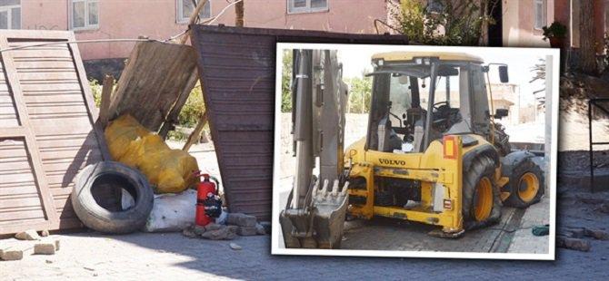 PKK'nın Bombaları Belediye Araçlarıyla Taşınıyor