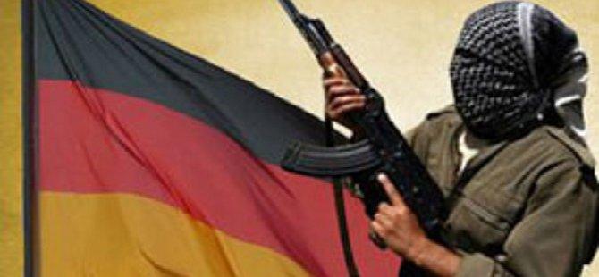 PKK Destekçisi Almanya