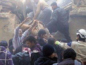 Halep'teki Saldırılarda 2 Günde 67 kişi Katledildi