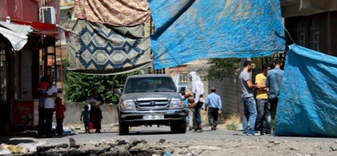 Silvan'da Çatışma ve Sokağa Çıkma Yasağı