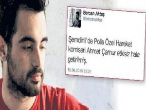 HDP'li Bercan Aktaş Tutuklandı