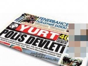 CHPnin Esedsever Yurt Gazetesinde İstifa Depremi