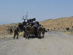 Şemdinli'de PKK Operasyonu