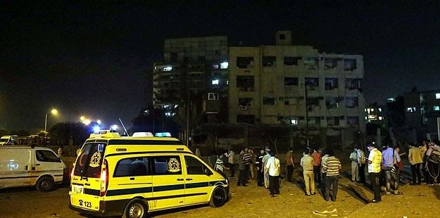 """Mısır'da """"Güvenlik Güçleri""""ne Bombalı Saldırı"""