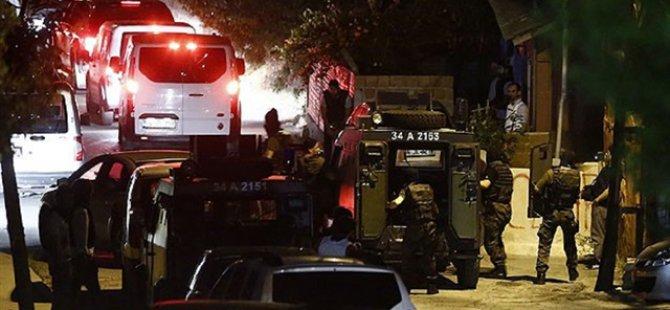 İstanbul ve Mersin'de DHKP-C'ye Yönelik Operasyon