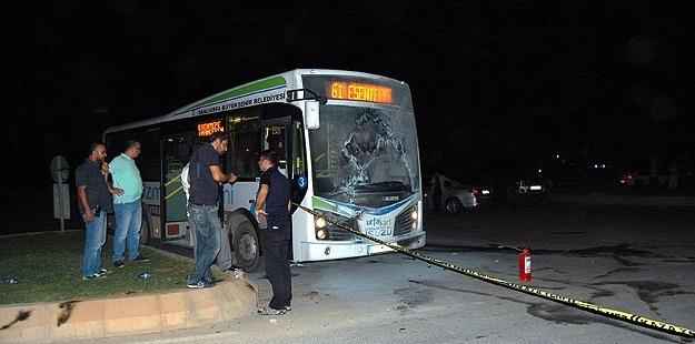 Şanlıurfa'da Belediye Otobüsüne PKK Saldırısı!