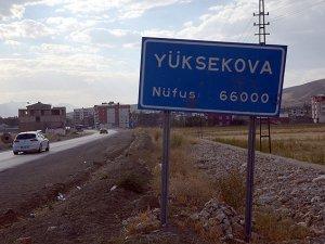 Yüksekova'da Askerî Konvoya PKK Saldırısı!