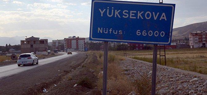 """Yüksekova'da """"Sokağa Çıkma Yasağı"""" Kısmen Kaldırıldı"""
