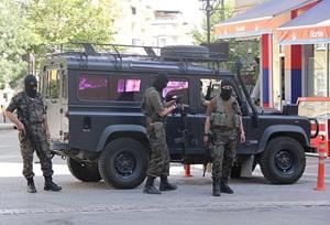 Mardin'de PKK Operasyonu: 8 Kişi Tutuklandı