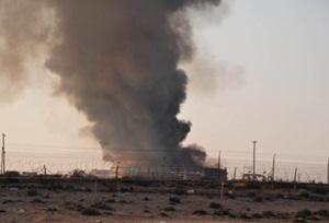 Libya'da Hava Güçleri IŞİD'i Vurdu