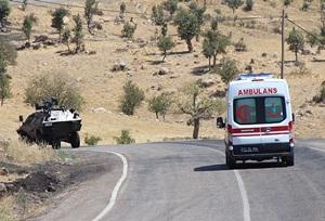 PKK Sağlıkçıları da Hedef Aldı