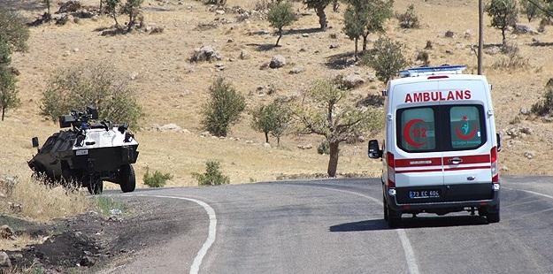 Şırnak'ta PKK Saldırısı: 1 Yüzbaşı Hayatını Kaybetti