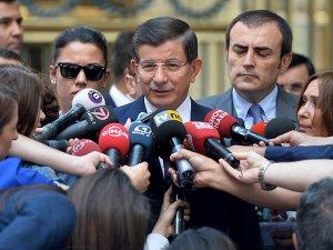 Davutoğlu'ndan Kamu Düzeninin Korunması Talimatı