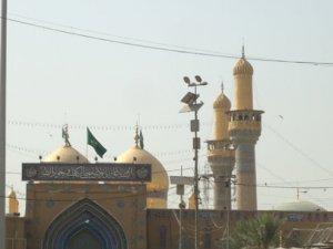 Irak'ta Müezzin'i Minareye Asıp Patlattılar