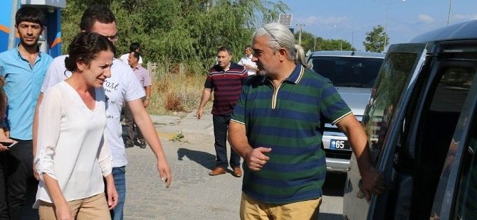 Edremit Belediye Başkanı Çetin Gözaltına Alındı