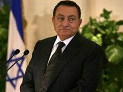 Diktatör Mübarek Nile TVde Konuştu