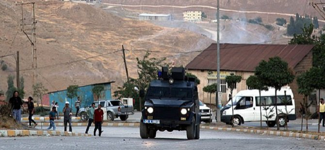 Hakkari'de Bazı Alanlar 'Özel Güvenlik Bölgesi' İlan Edildi