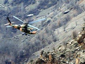 TSK: Kandil Operasyonununda 34 PKK'lı Öldürüldü