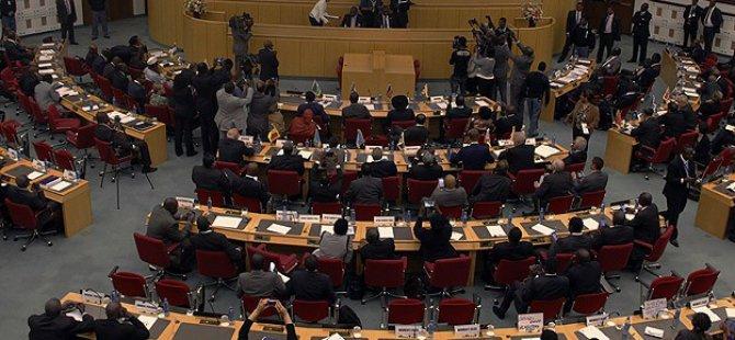 Güney Sudan Barış Anlaşması İmzalanıyor