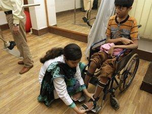 1 Yılda Binden Fazla Çocuk Sakat Kaldı