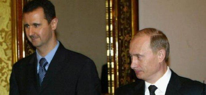 Esed: Rusya'ya Büyük Güven Duyuyoruz