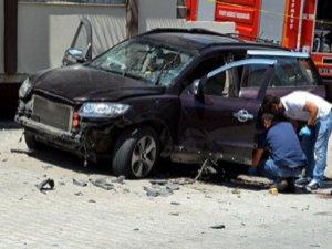 ÖSO Komutanlarından Cemil Radun'a Hatay'da Bombalı Saldırı