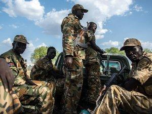 Güney Sudan Ordusundan 1 Birlik Ayrıldı