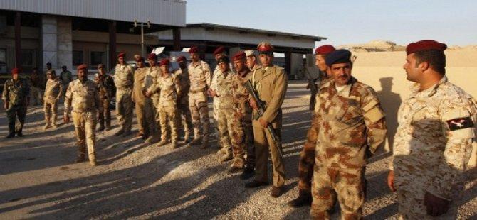 Iraklı 4 General IŞİD Saldırısında Öldü