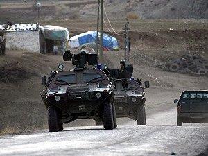 Şırnak'ta Polis ve Askere Eş Zamanlı PKK Saldırısı