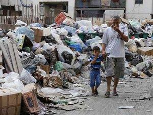 Lübnan'da Çöp Krizi Devam Ediyor!
