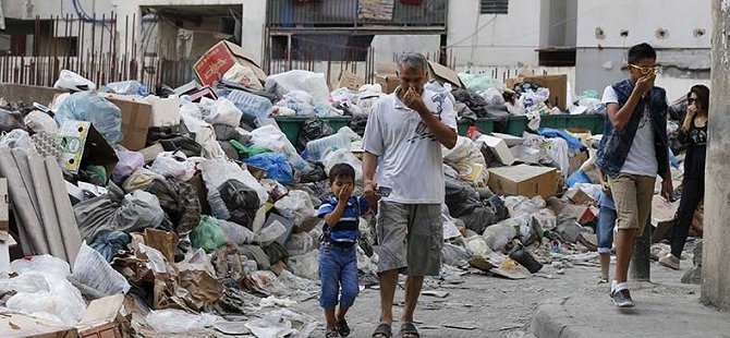 Lübnan'ın Çöp Sorununu Türkiye Çözecek