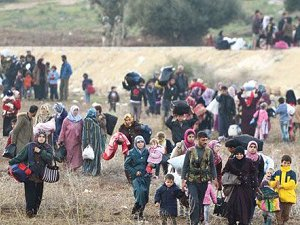 Göçmenlerin Yükünü Gelişmekte Olan Ülkeler Taşıyor