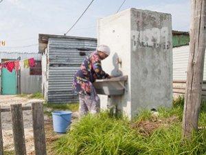 Yoksulluğun ve Zenginliğin Adresi Güney Afrika