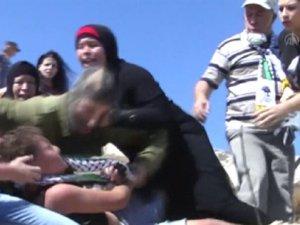 Filistinli Annenin Gözaltı Direnişi