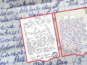 PKK'dan İşçilere Tehdit Mektubu