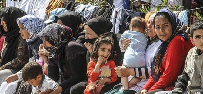 """Göçmenlerin """"Umut Treni"""""""