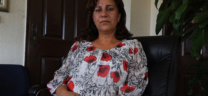 DBP Diyarbakır İl Başkanı Hafize İpek Tutuklandı